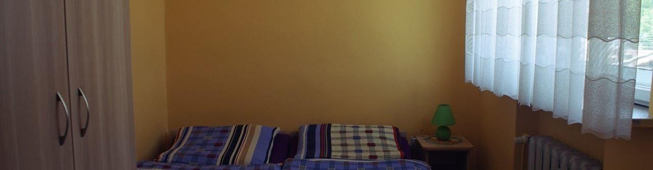 pensjonat miętowy domek w międzyzdrojach - pokój