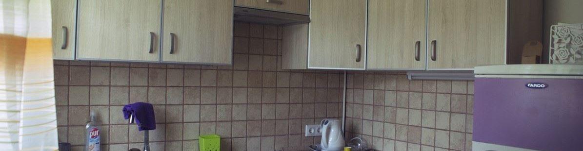 miętowy domek - kuchnia