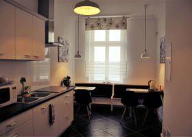 noclegi w pensjonacie - kuchnia